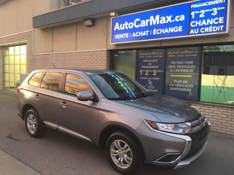 mitsubishi outlander awc es blutooth comme neuf le moin cher du march usag vendre auto. Black Bedroom Furniture Sets. Home Design Ideas