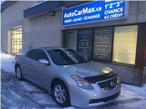Nissan Altima 2,5 Coupe Cuir-Sunroof-Blutooth-Spécial !!! 2008